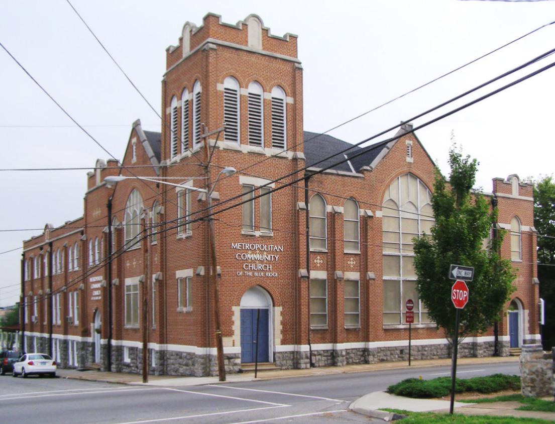 Belmont Methodist-Episcopal Church