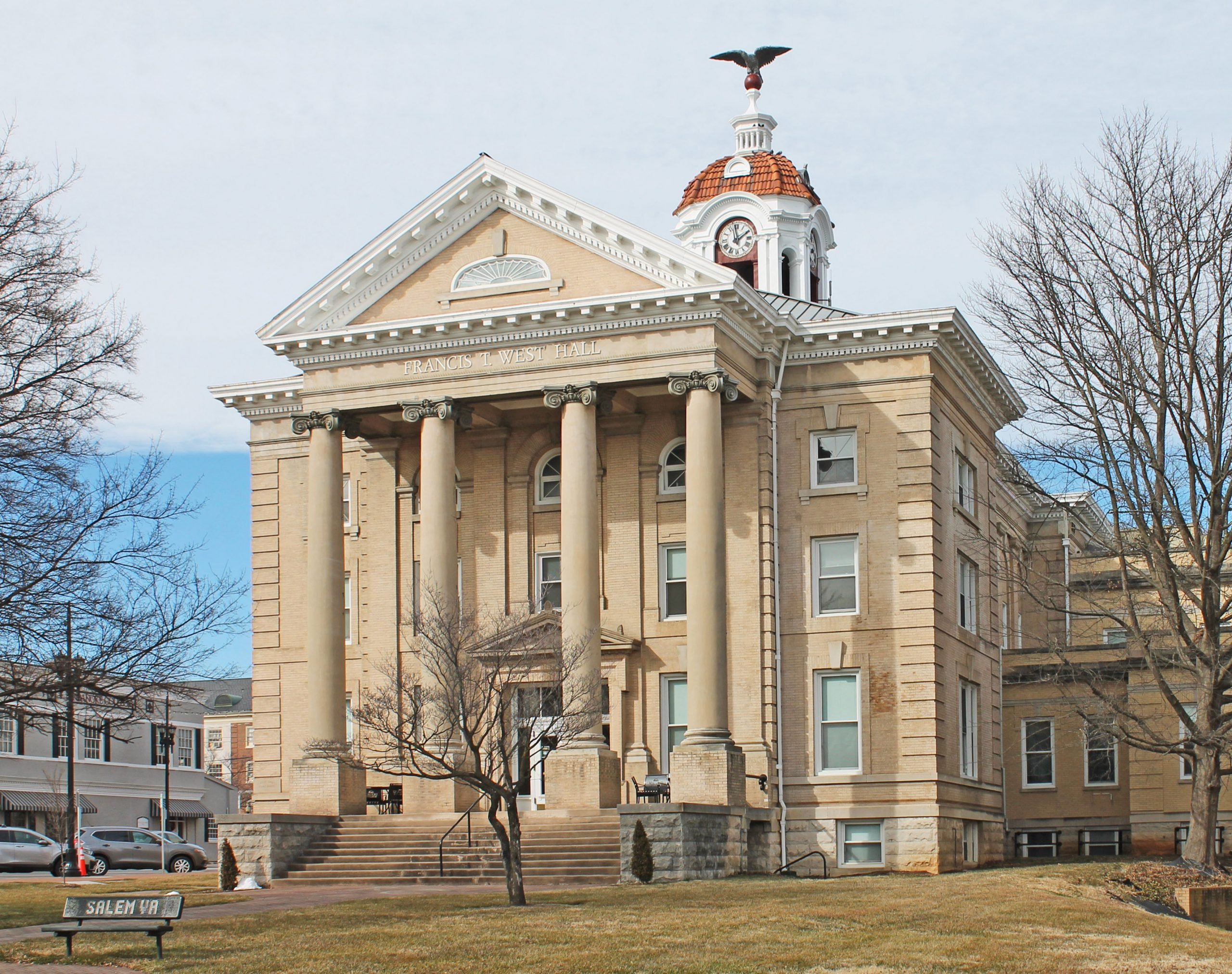 Old Roanoke County Courthouse
