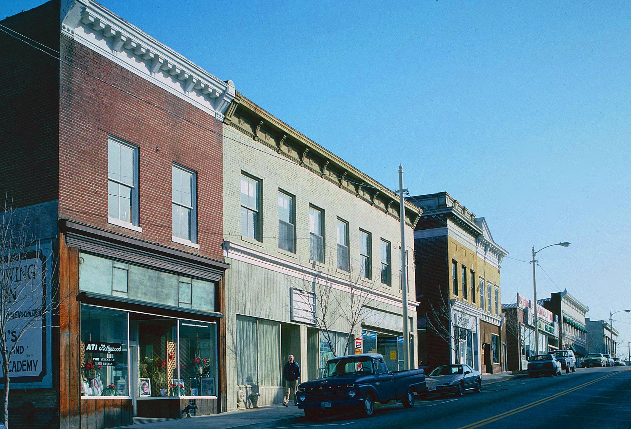 Downtown Salem Historic District
