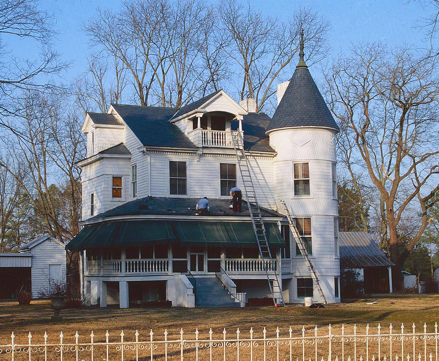 Godwin-Knight House