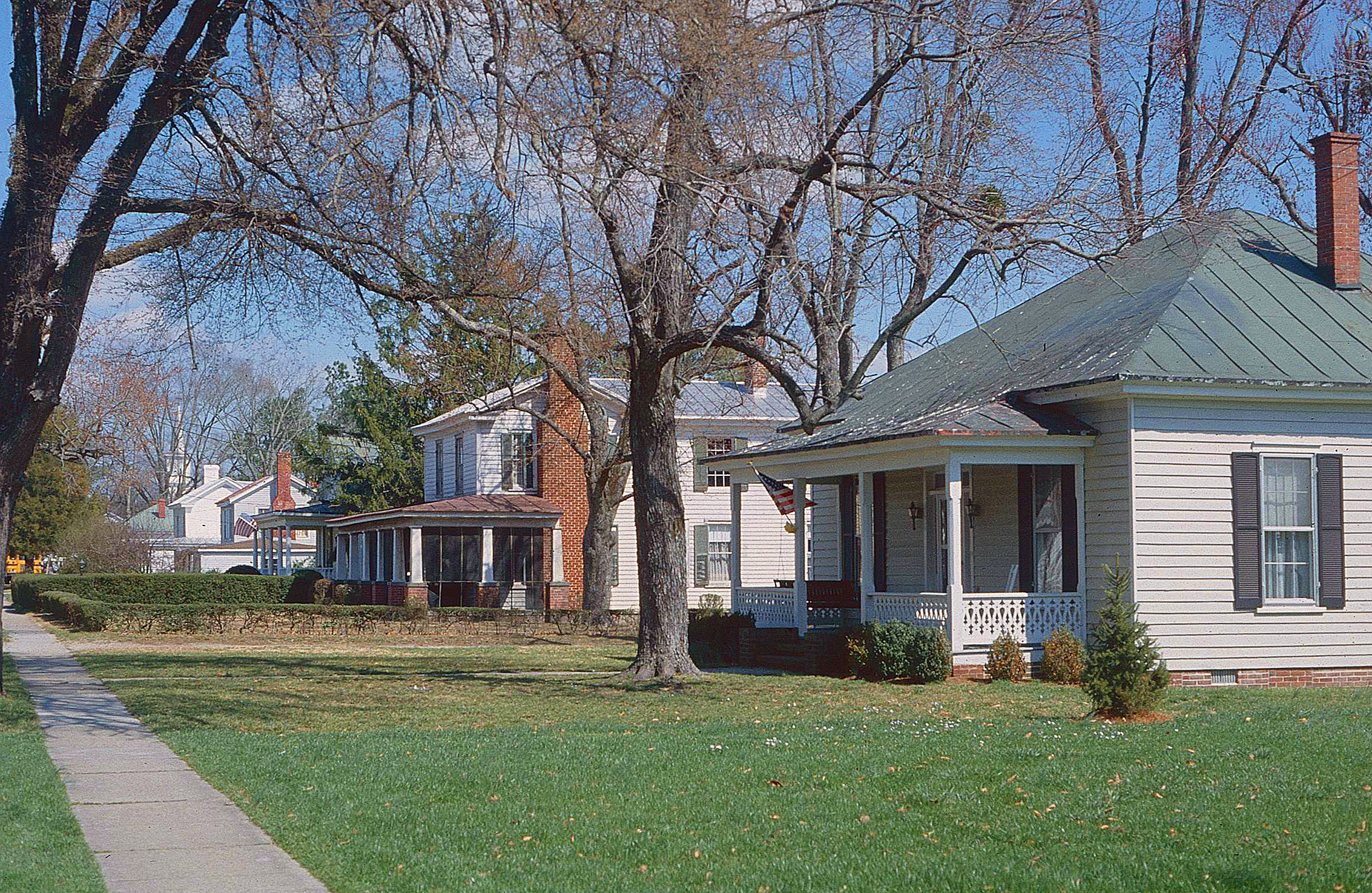 Whaleyville Historic District
