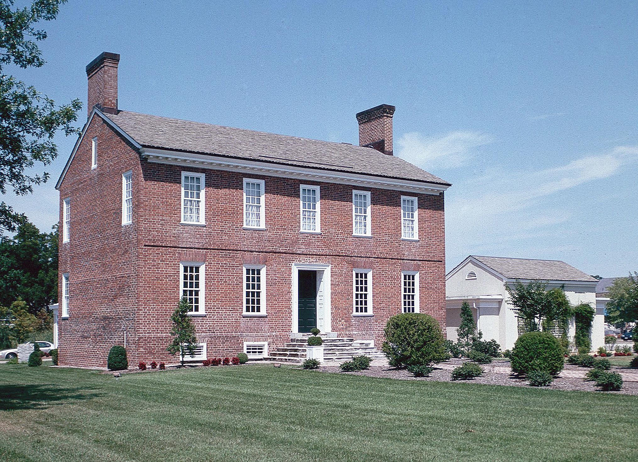 Pleasant Hall