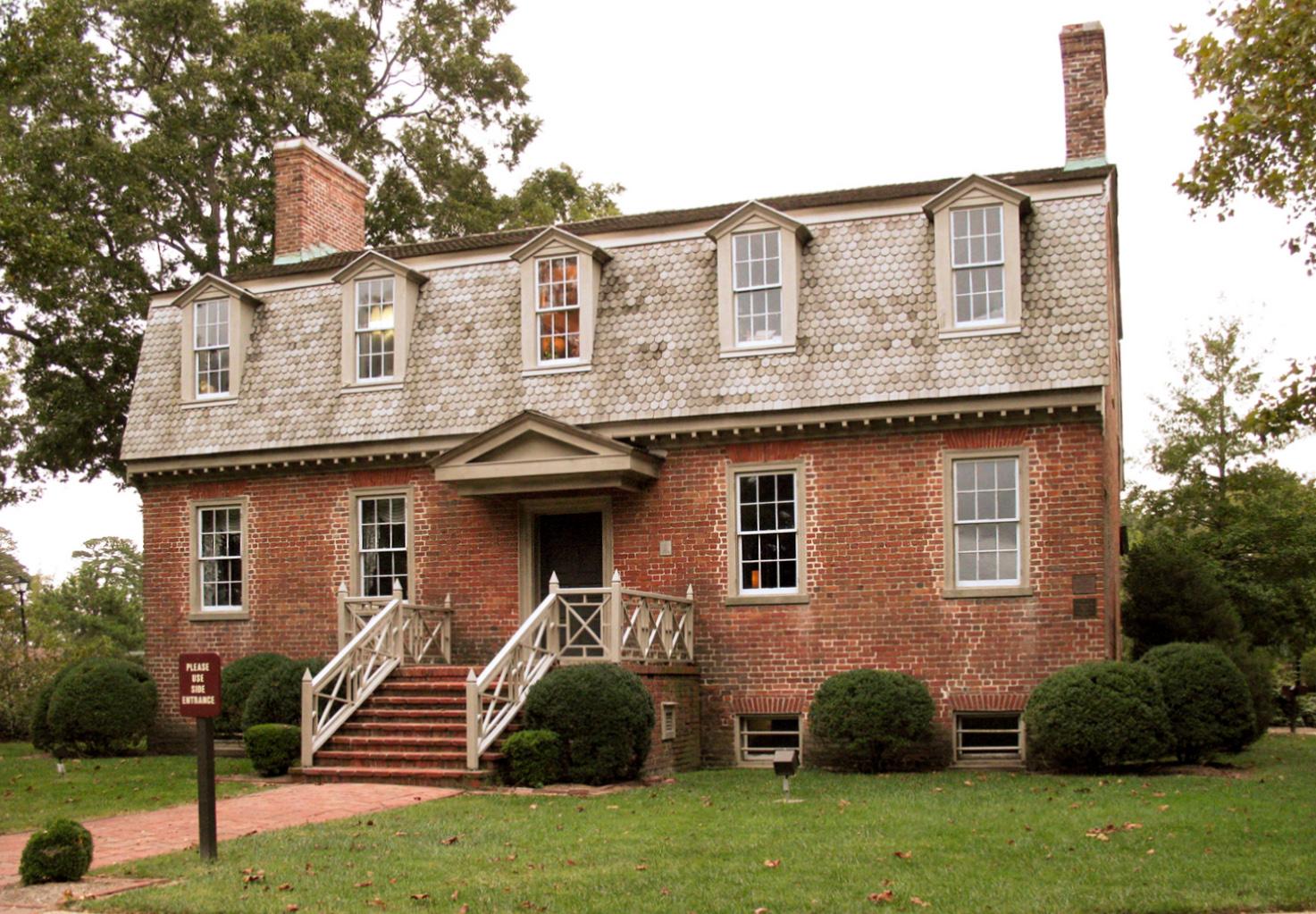 Francis Land House