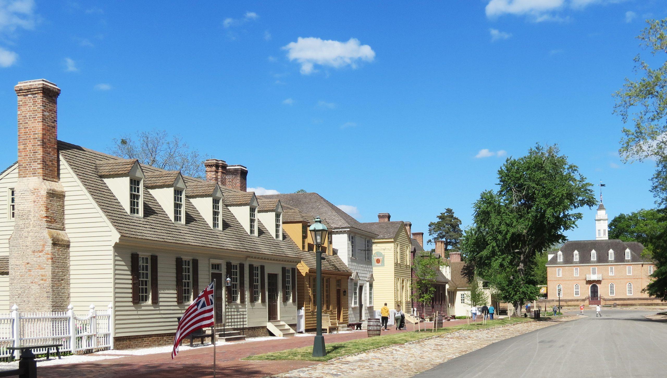 Williamsburg Historic District