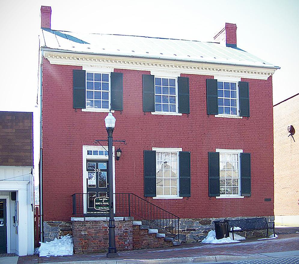 Coiner-Quesenbery House