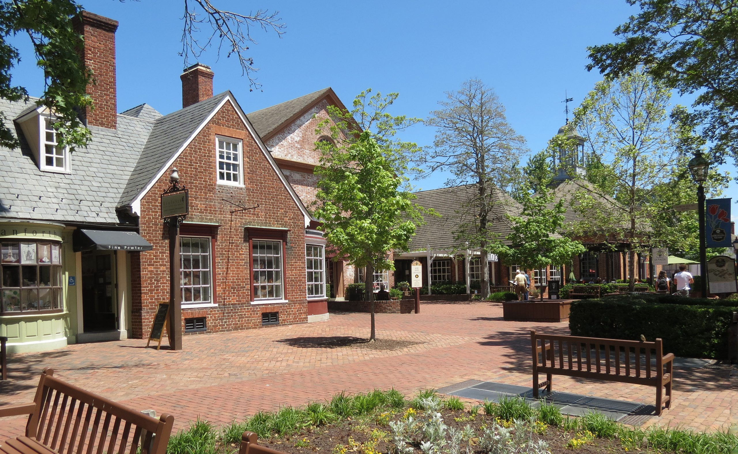 Merchants Square and Resort Historic District