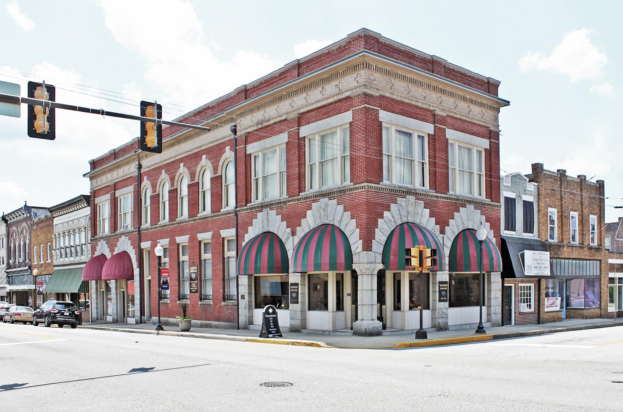 Blackstone Historic District