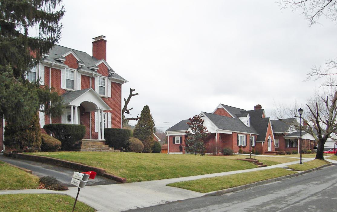 Richlands Historic District