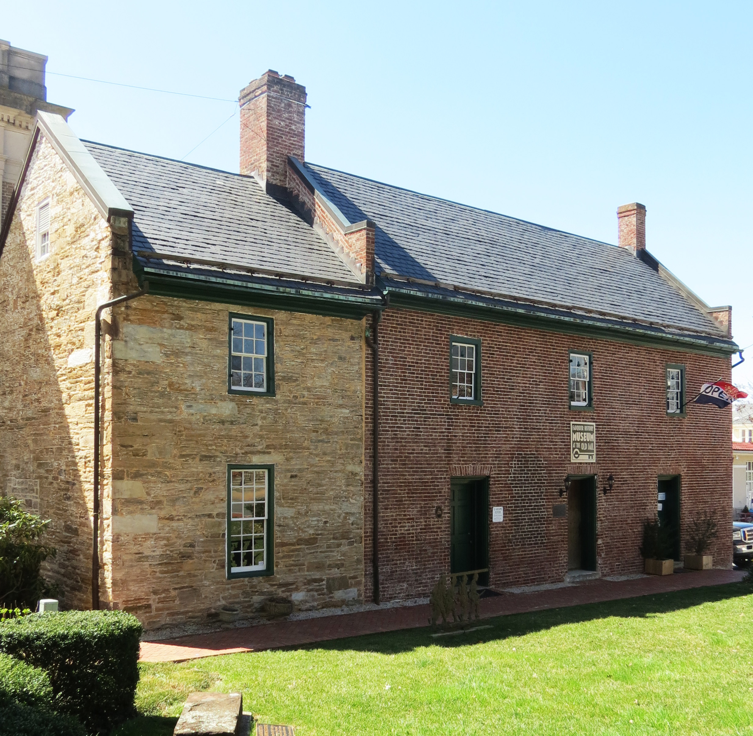 Old Fauquier County Jail
