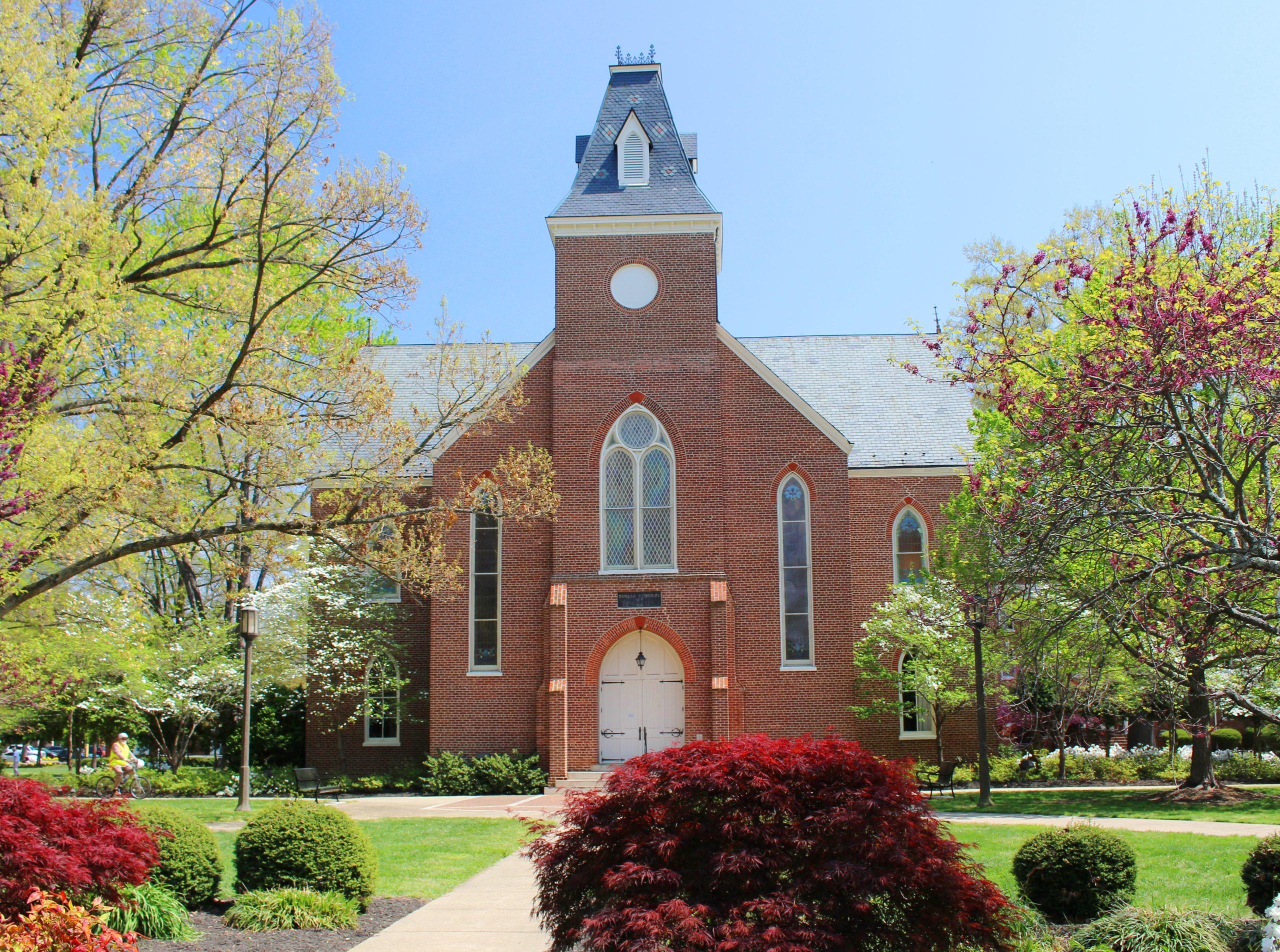 Randolph-Macon College Buildings