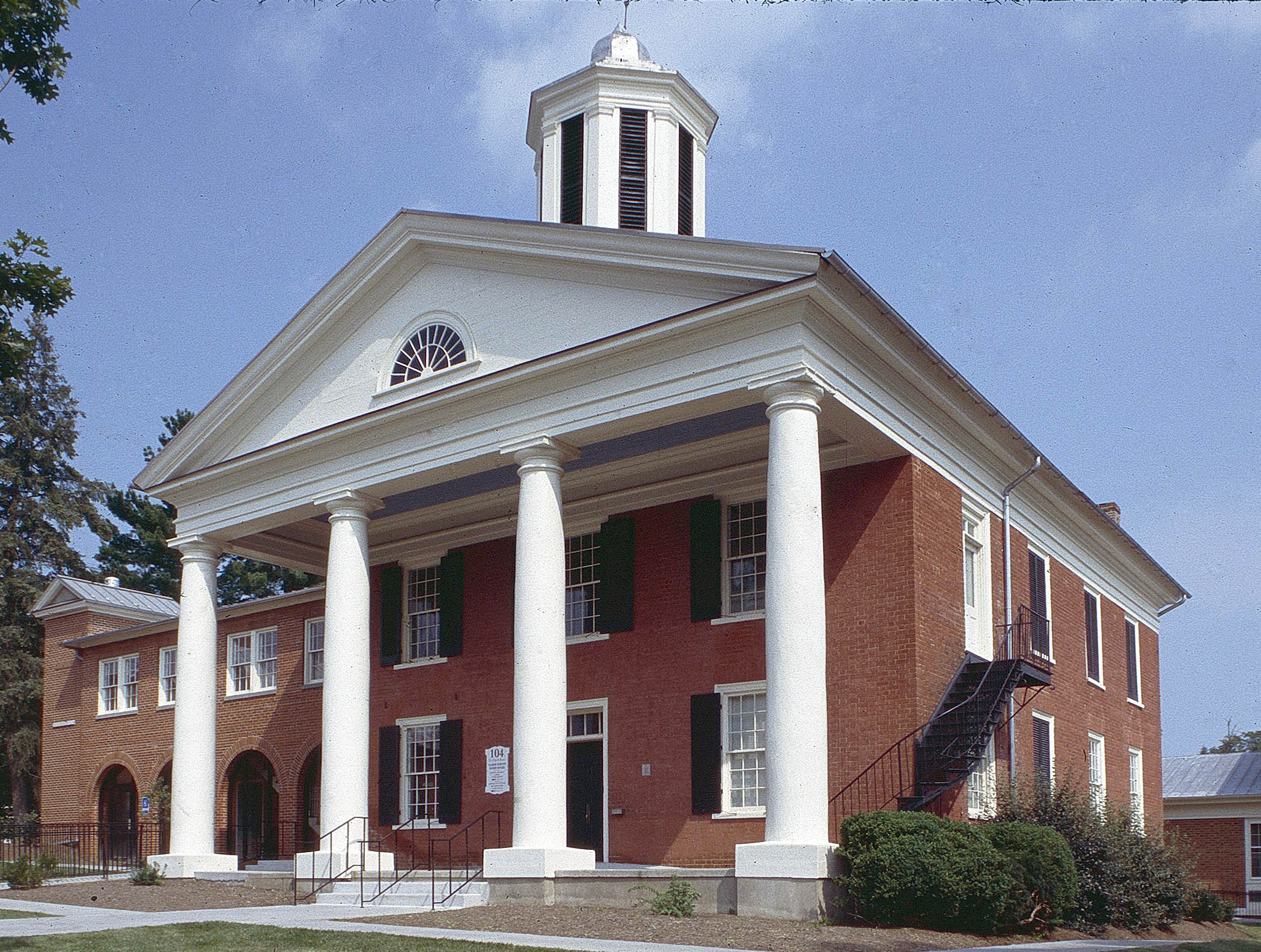 Old Clarke County Courthouse
