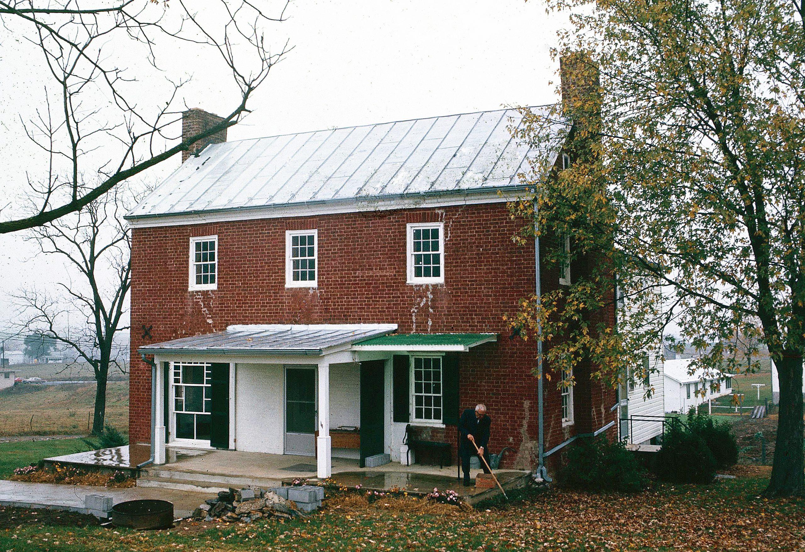 Tunker House