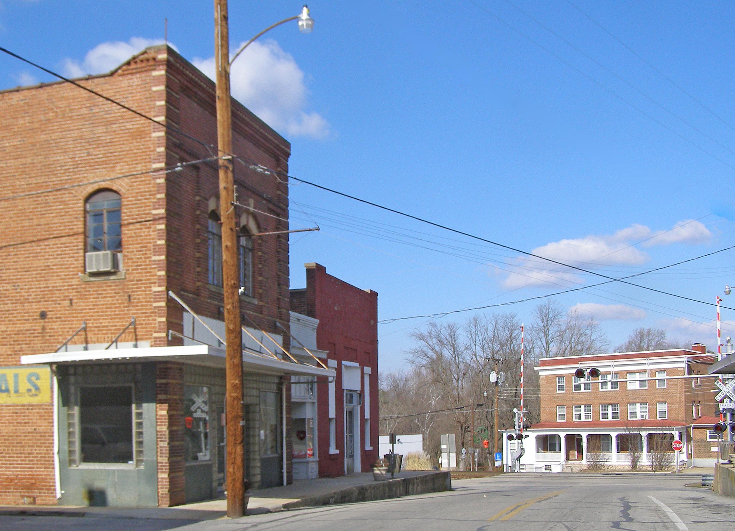 Brookneal Historic District