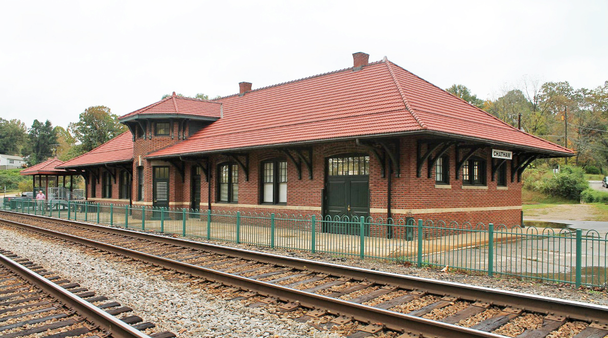 Chatham Southern Railway Depot