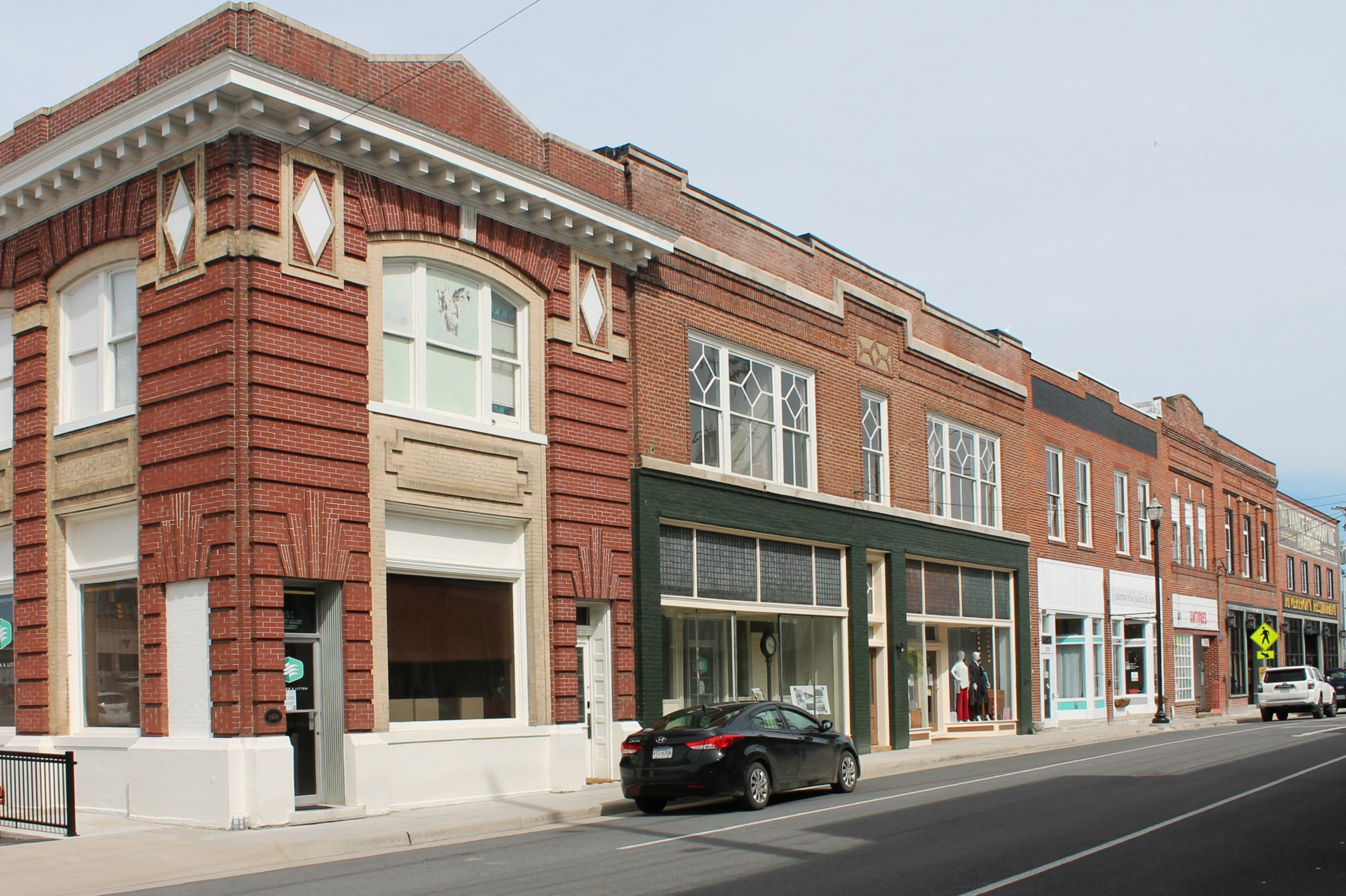 Downtown Chilhowie Historic District