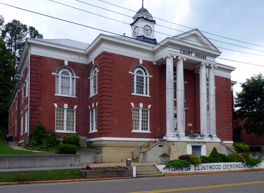 Dickenson County Courthouse