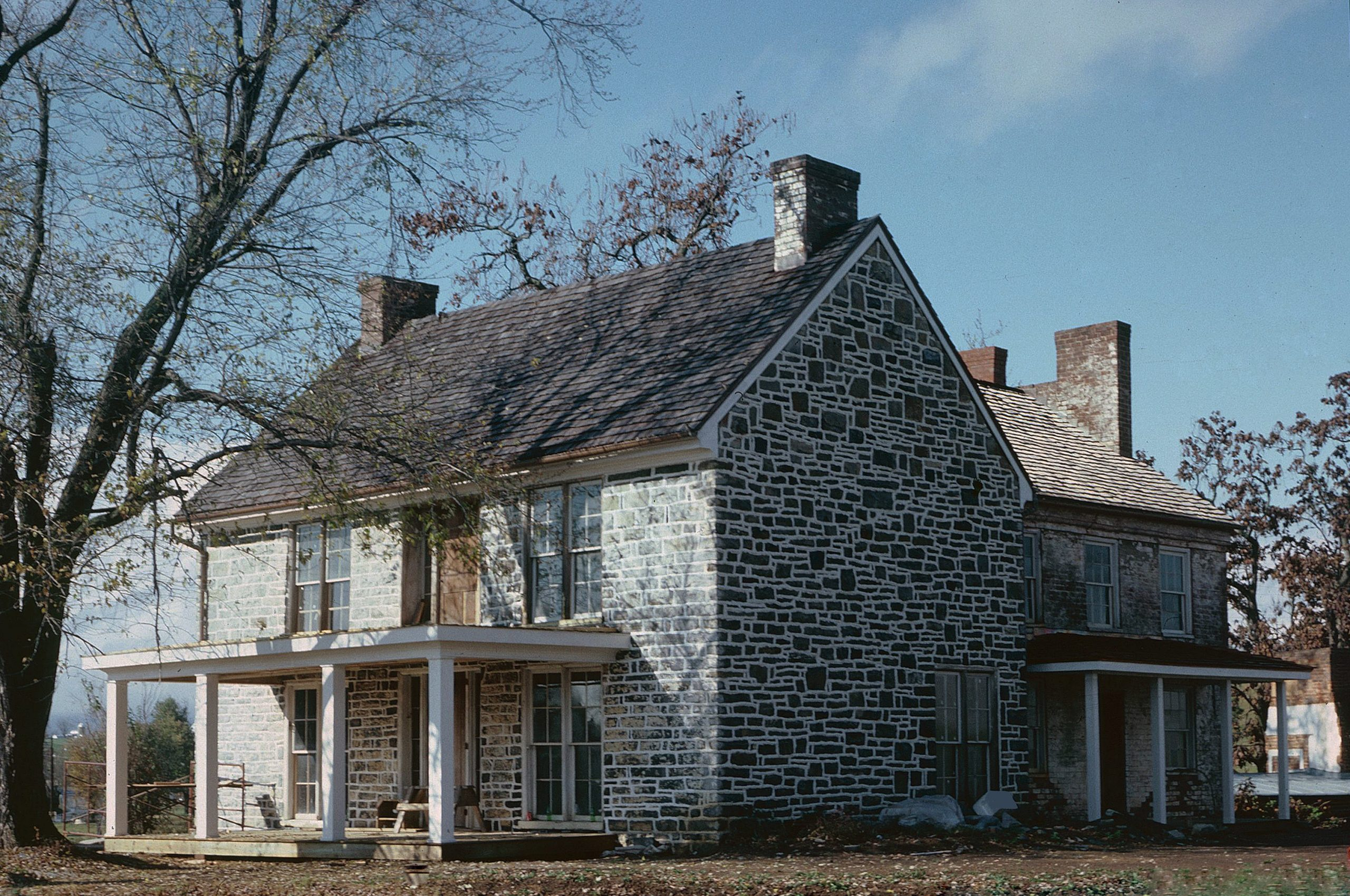 Daniel Harrison House (Fort Harrison)