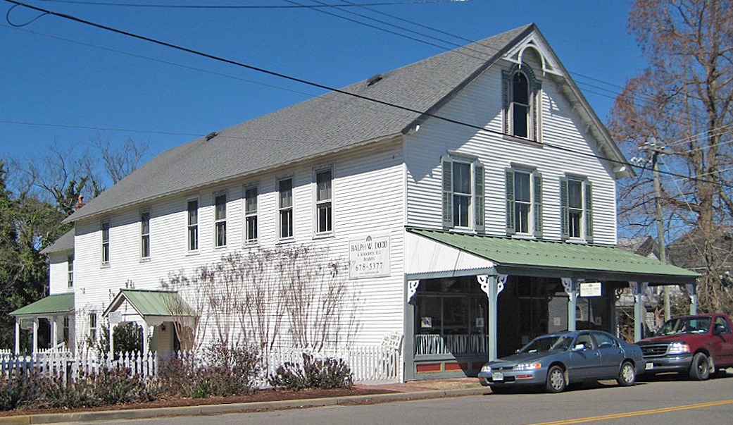 Eastville Historic District