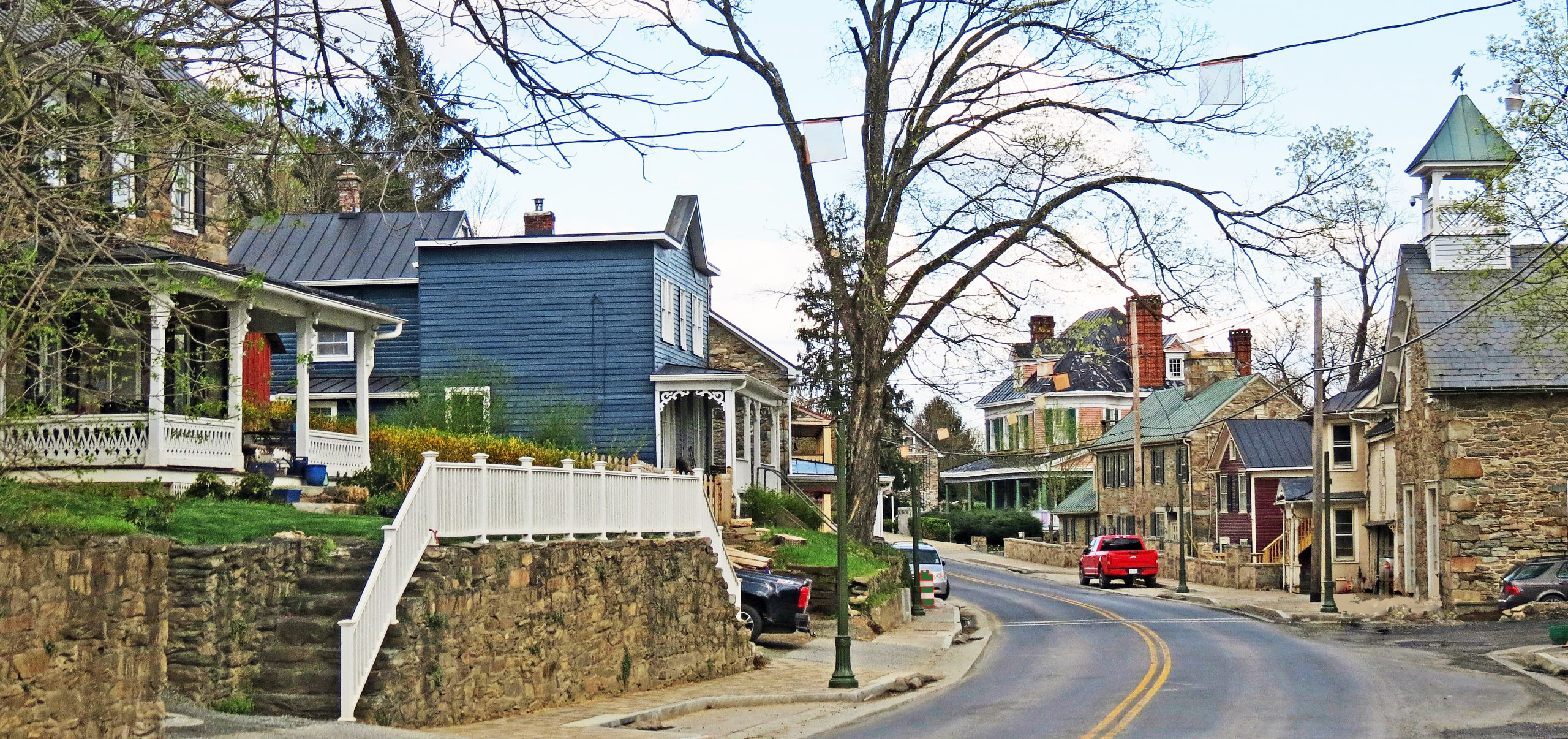 Hillsboro Historic District