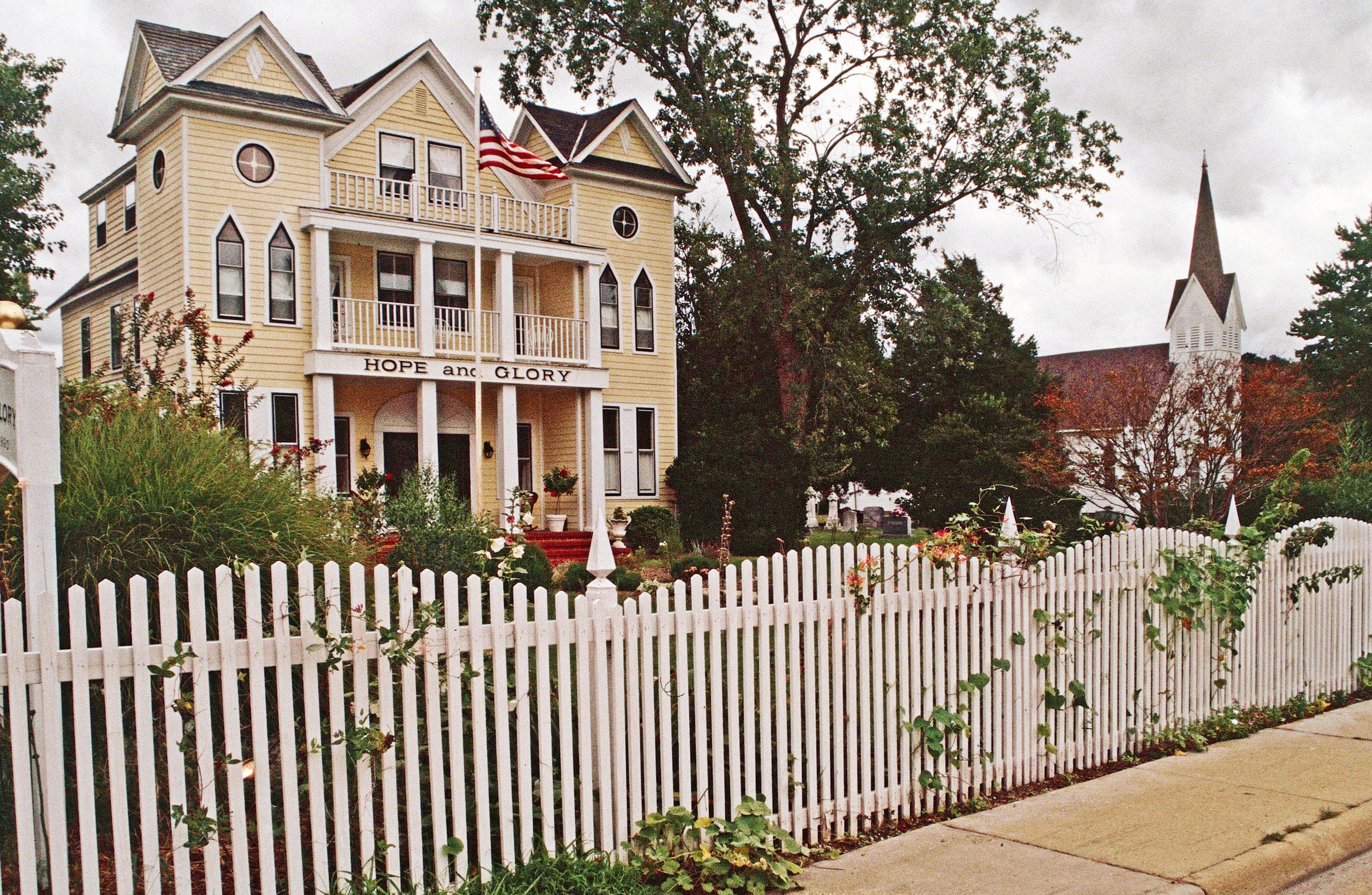 Irvington Historic District