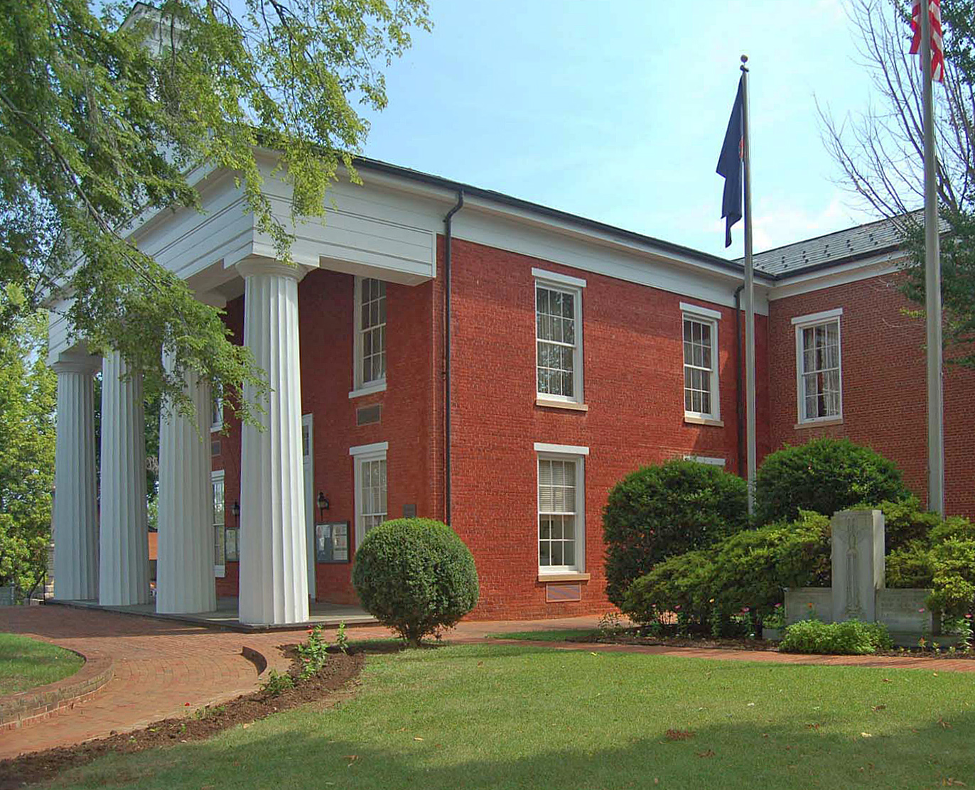 Brunswick County Courthouse Square