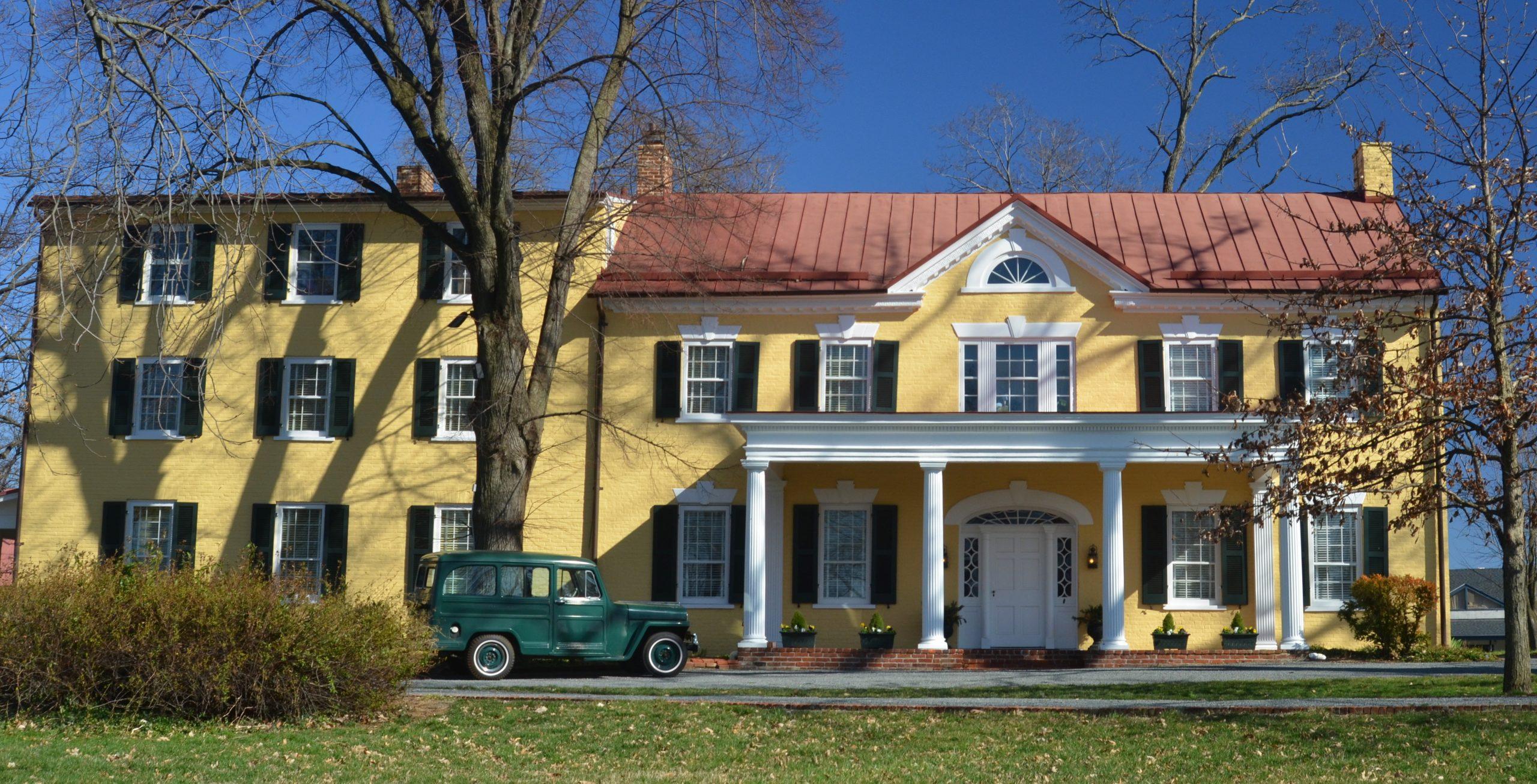 General George C. Marshall House (Dodona Manor)