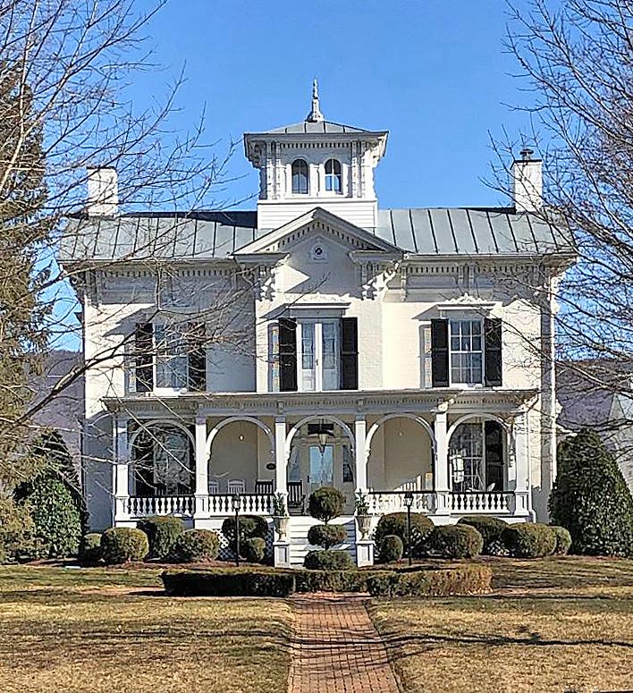 J.W.R. Moore House