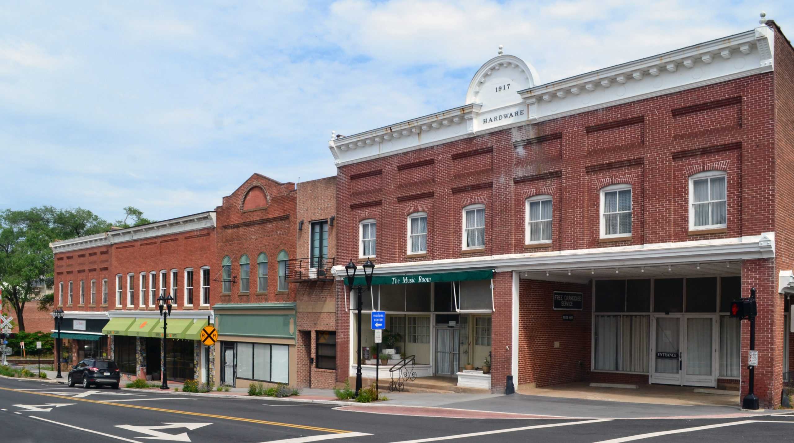 Orange Commercial Historic District