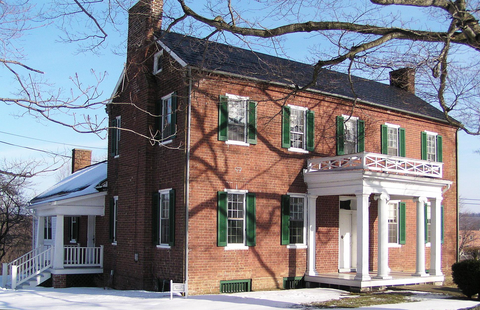 Andrew Johnston House