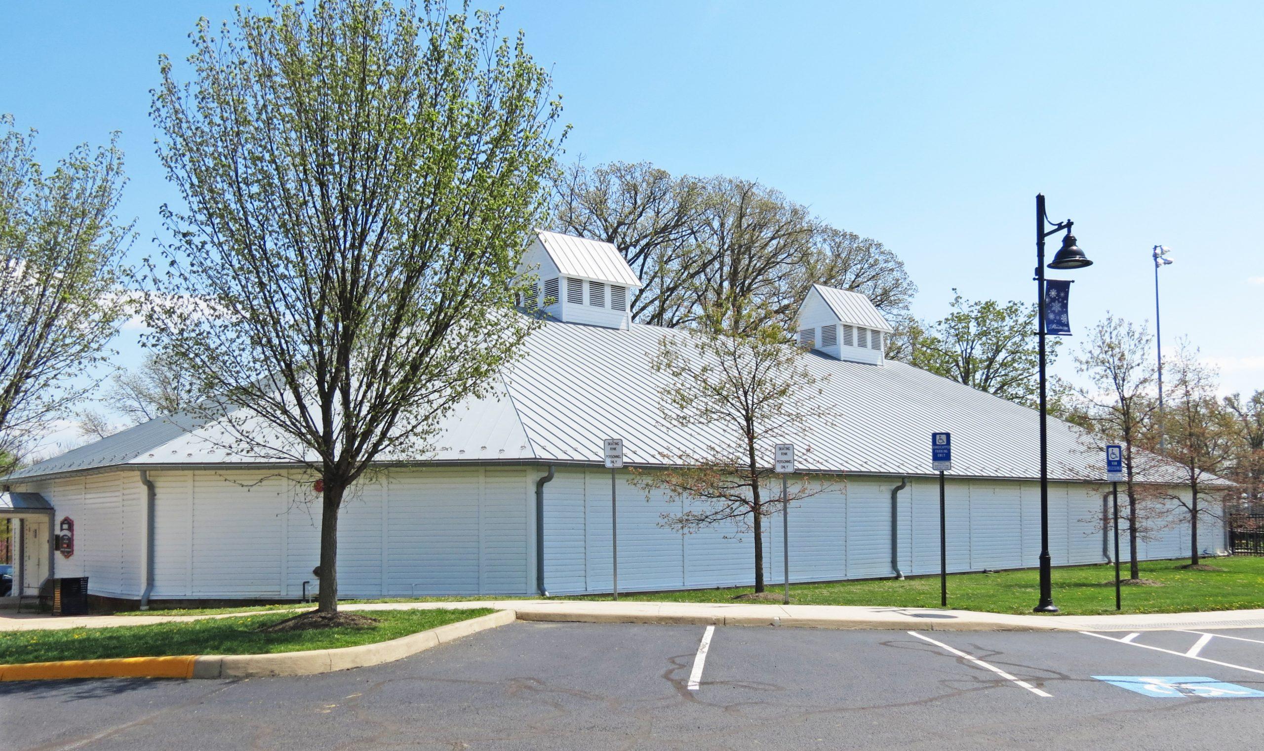 The Tabernacle/Fireman's Field