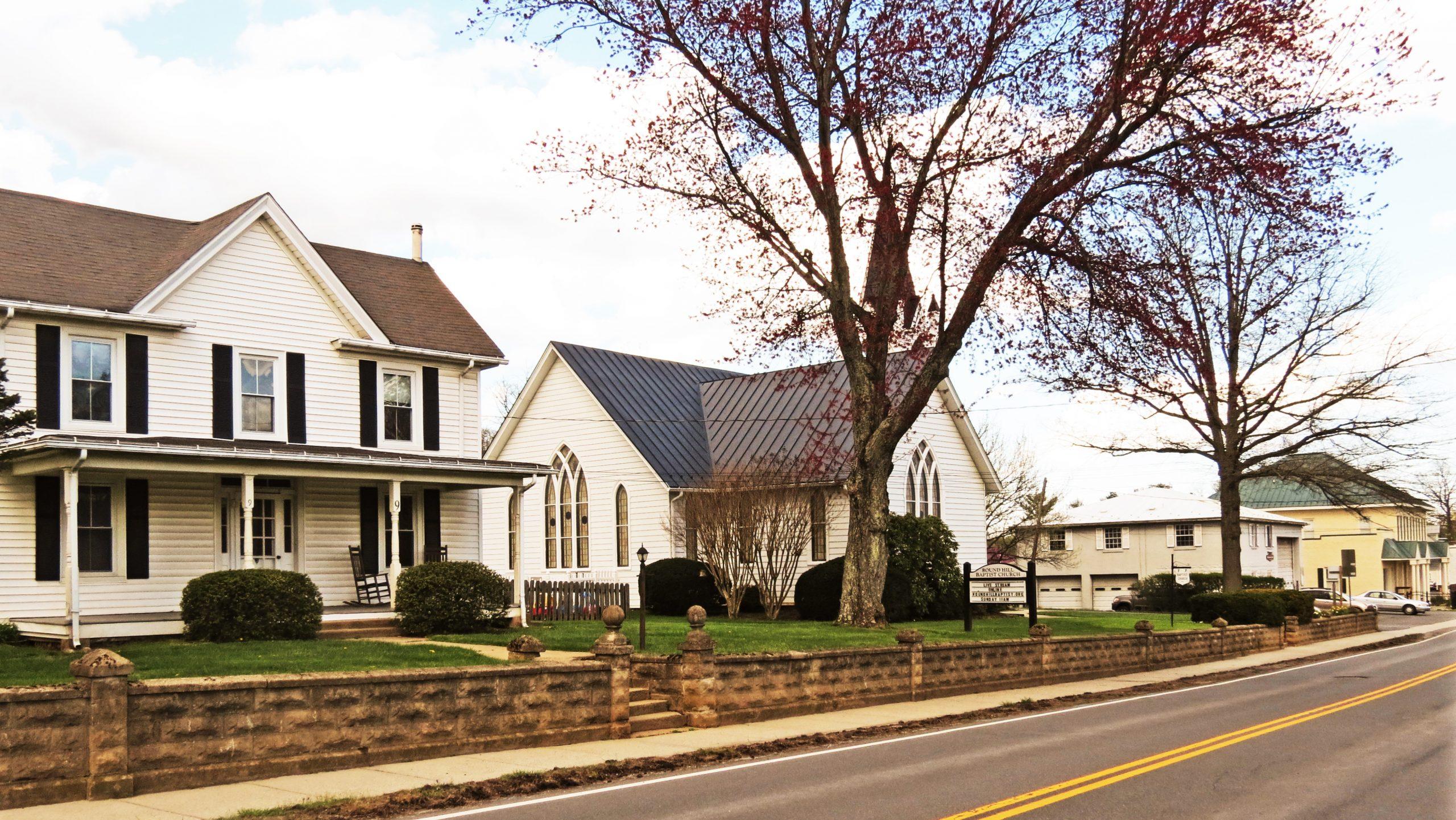 Round Hill Historic District