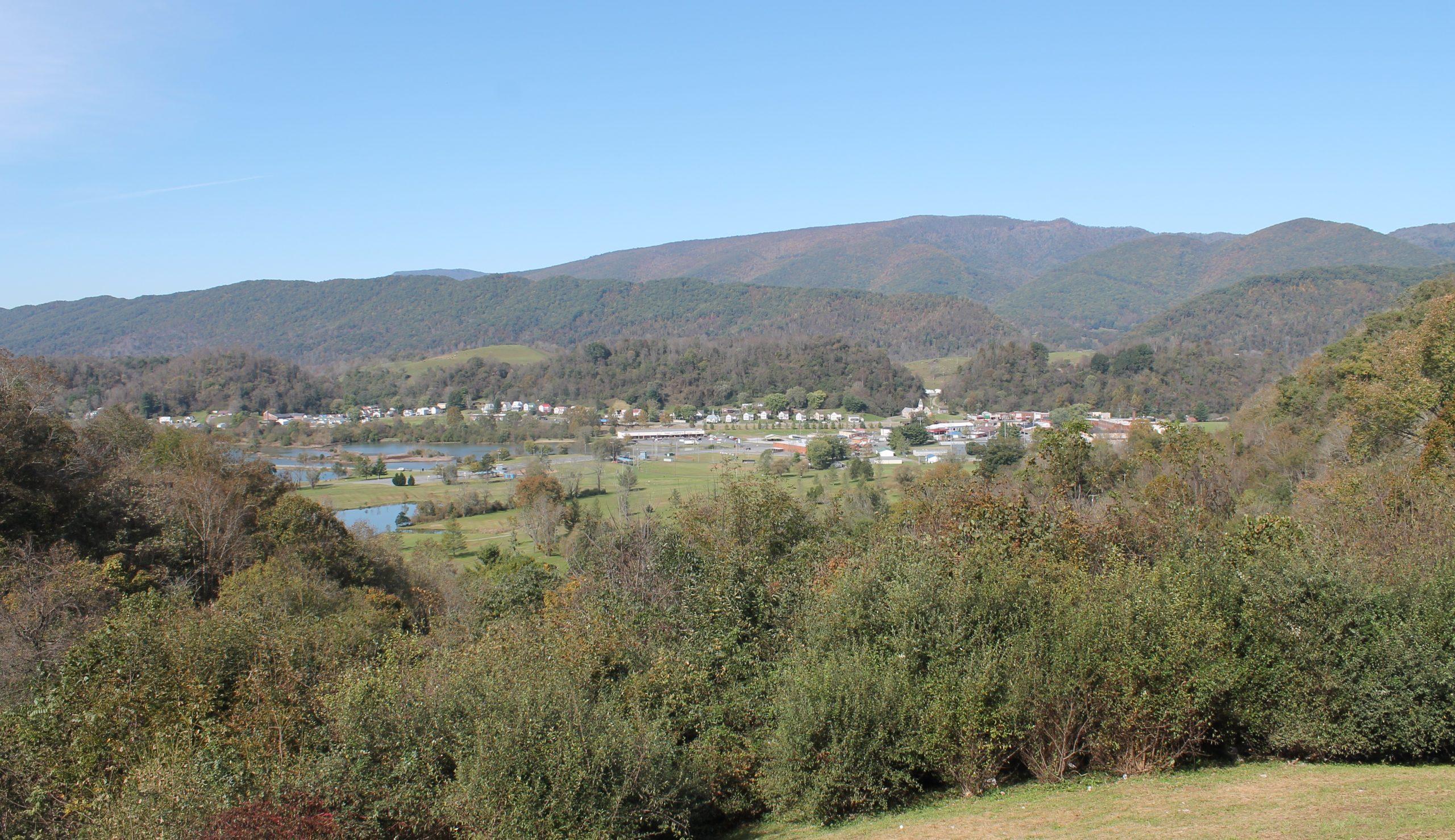 Saltville Battlefields Historic District