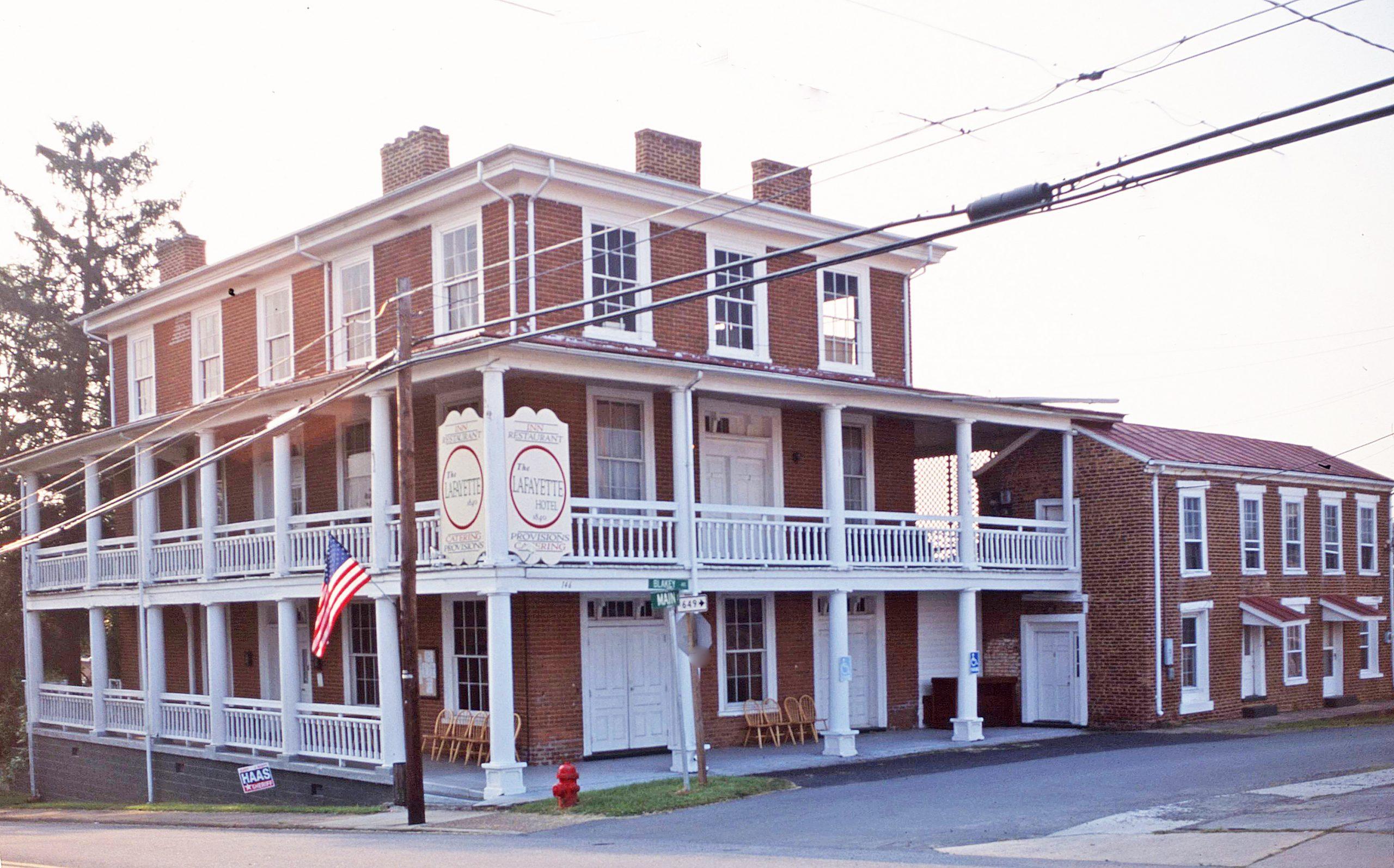 Stanardsville Historic District