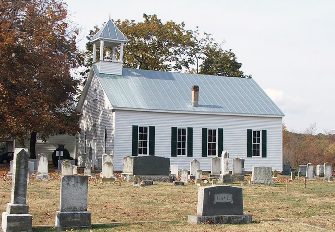 Graves Chapel and Cemetery
