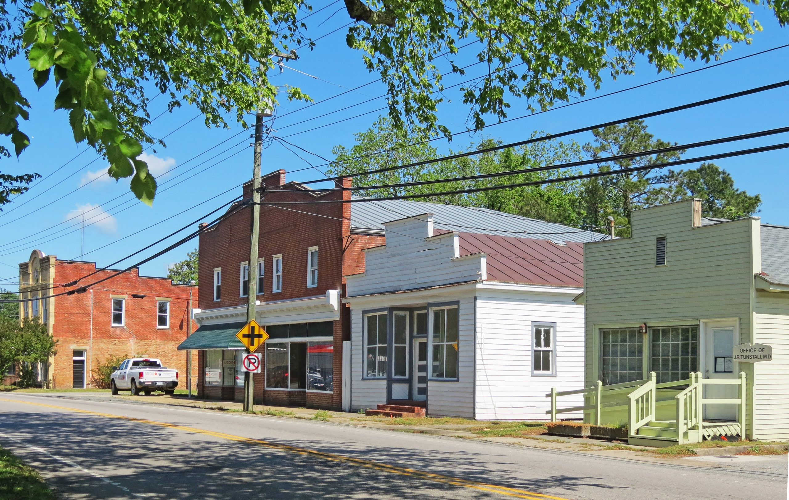 Town of Surry Historic District