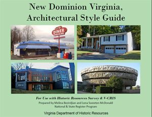 New Dominion Style Guide cover