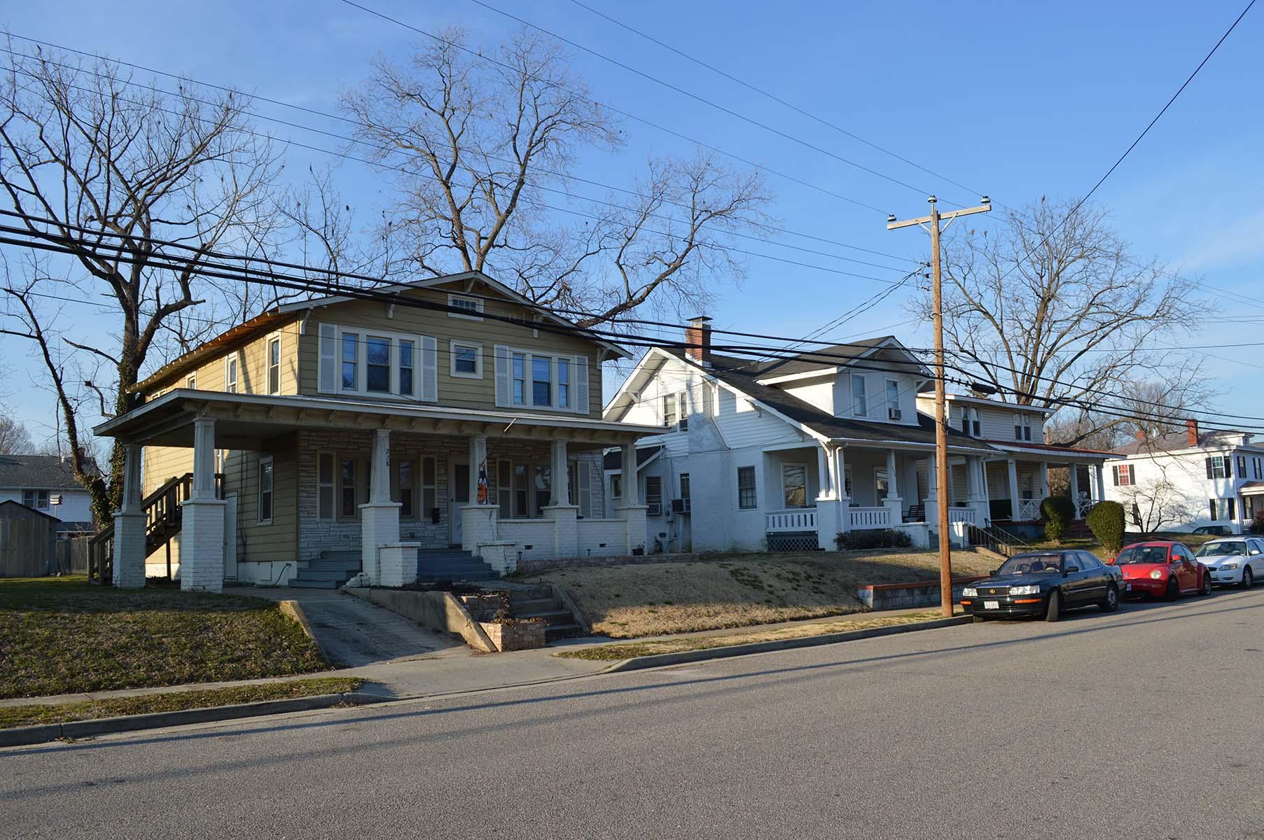 Violet Bank Historic District