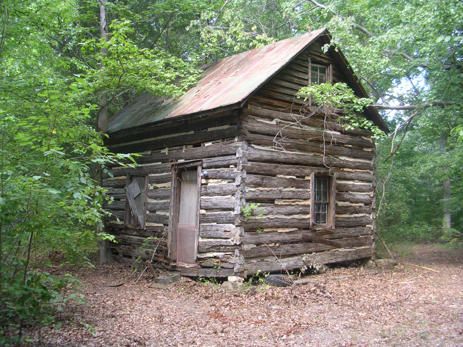 Patrick Robert Sydnor Log Cabin