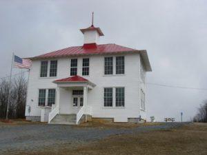 historic schoolhouse