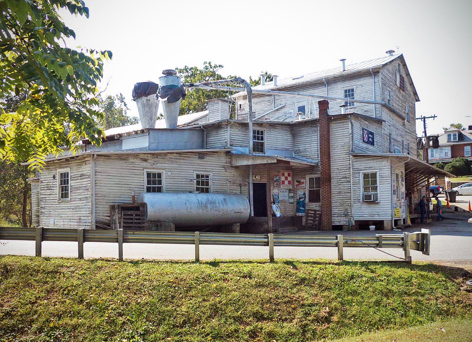 Thompson's Mill-Amherst Mill Complex