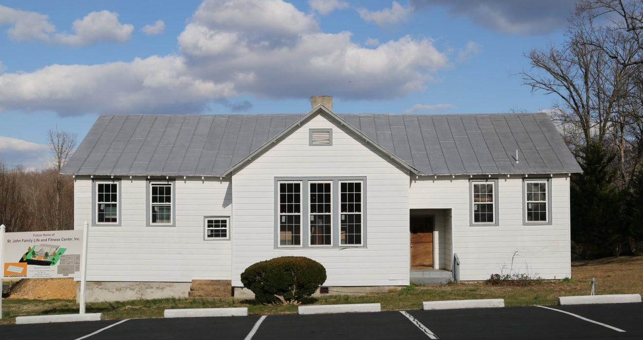 St. John School, Albemarle Co.