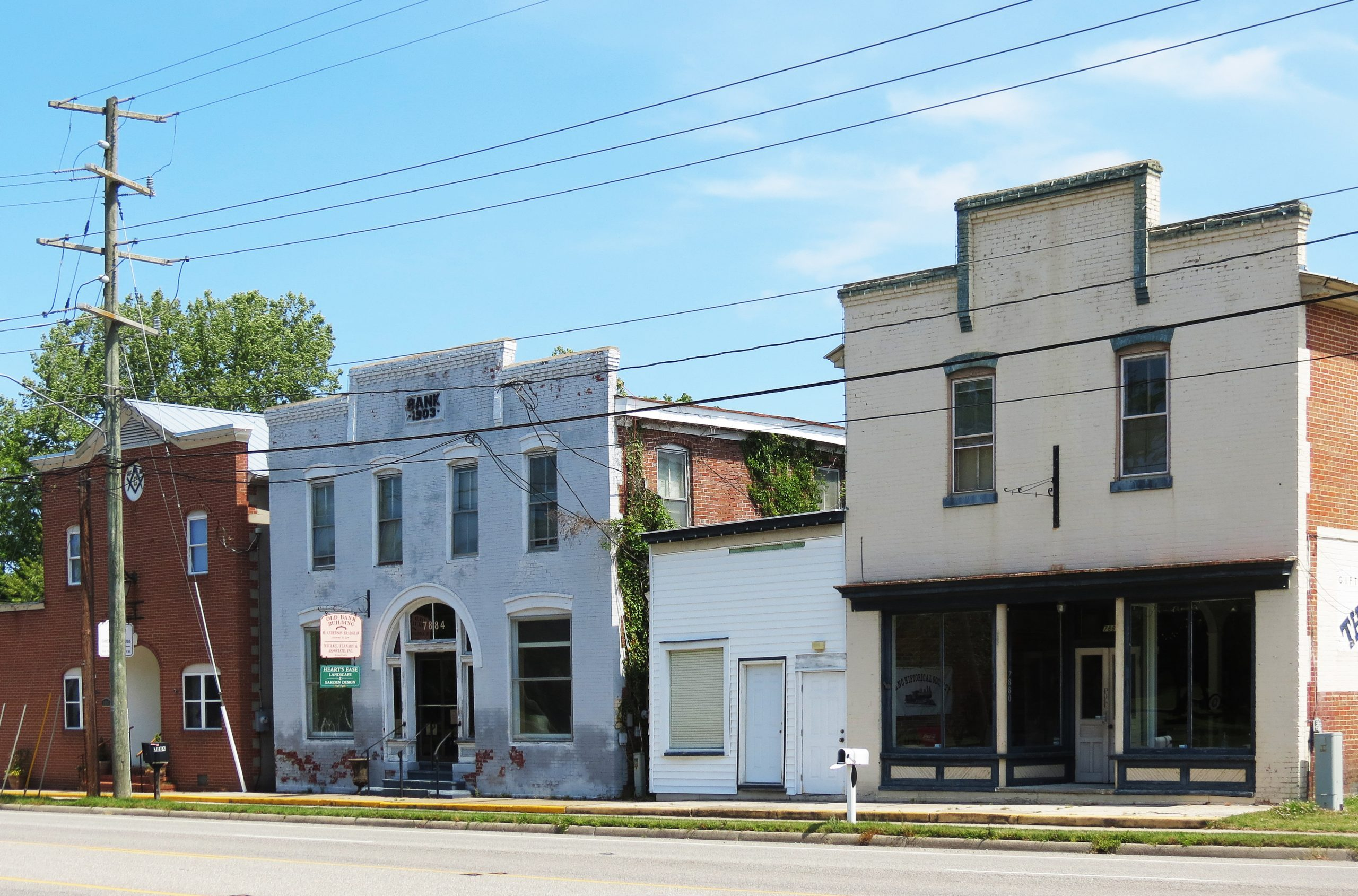 Toano Commercial Historic District