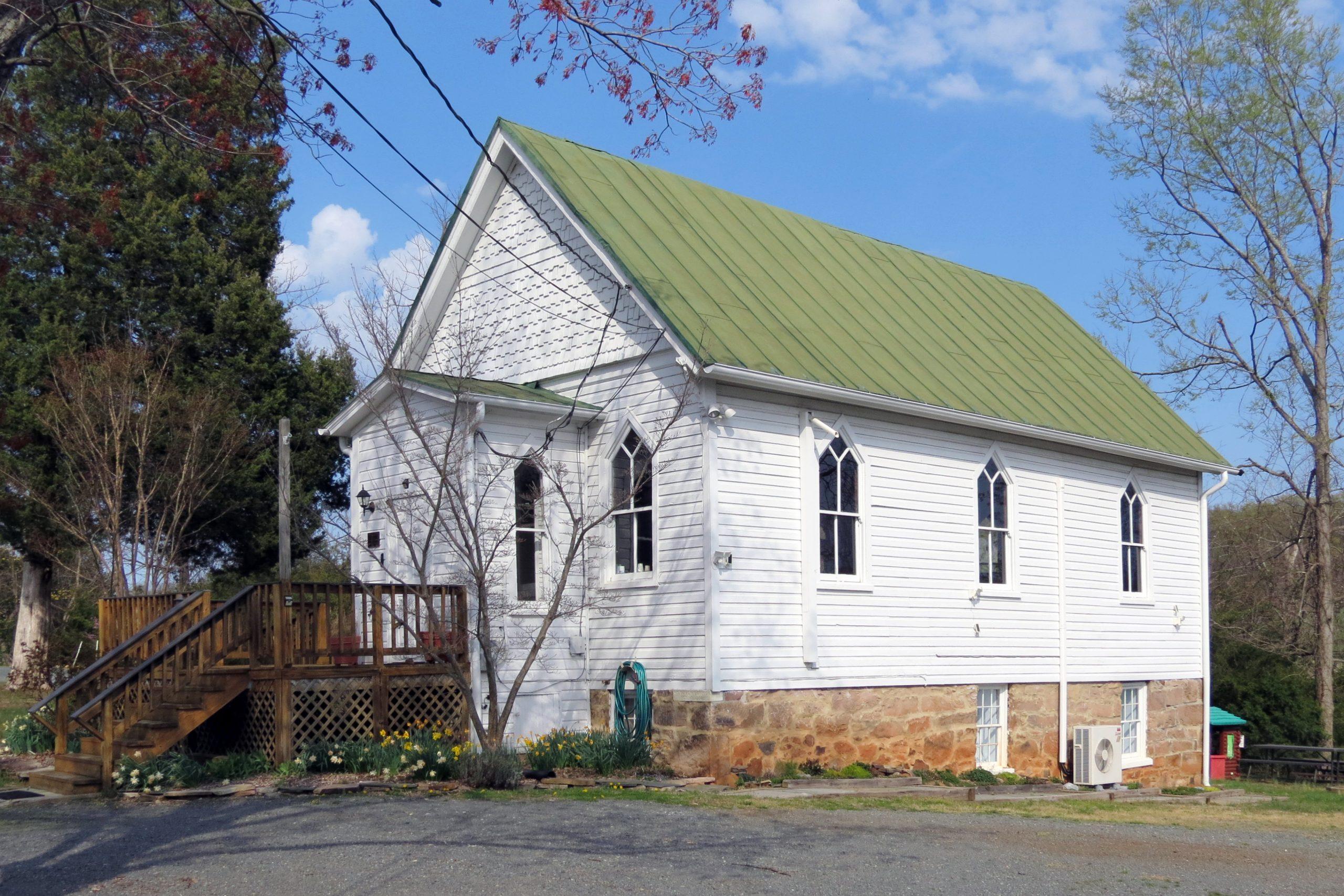 Mt. Olive Methodist Episcopal Church