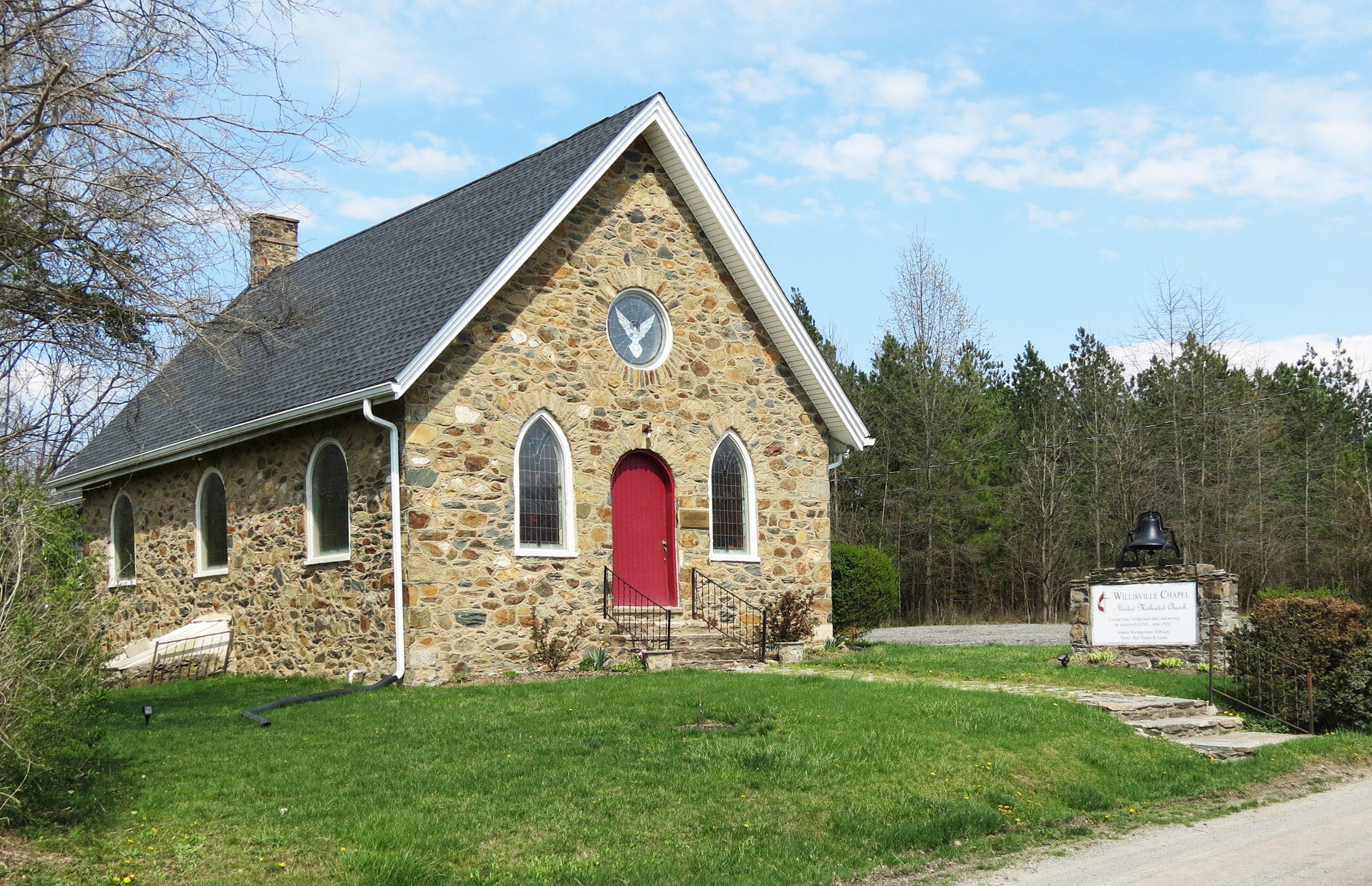 Willisville Historic District
