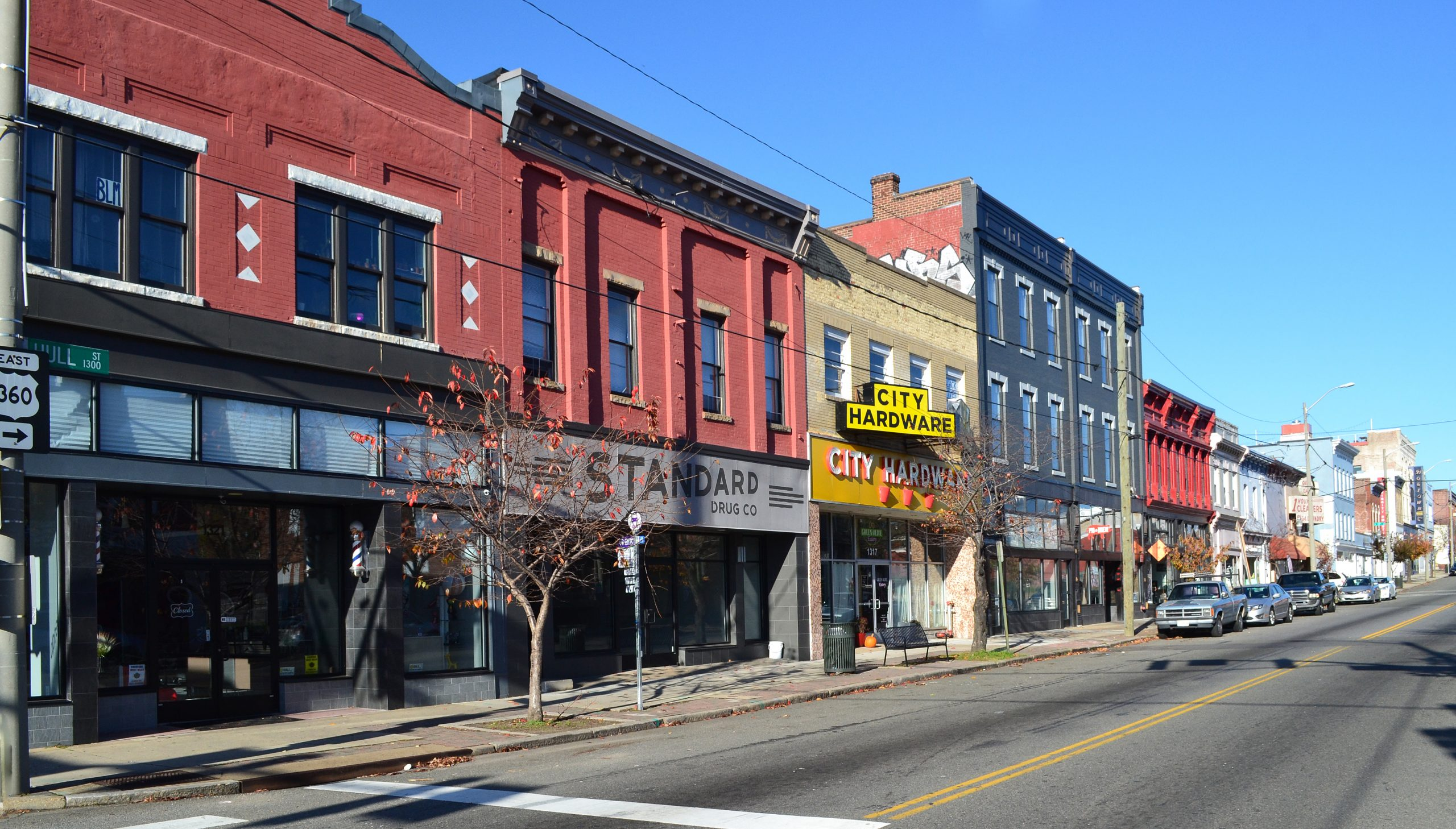 Manchester Residential and Commercial Historic District 2018 Boundary Increase