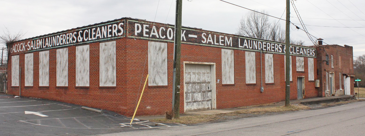 Peacock-Salem Launderers & Cleaners