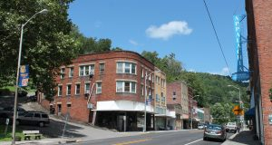 In Wise Co., the Town of Appalachia's Commercial Historic District was surveyed during a 2018-2019 Cost Share grant-funded project.