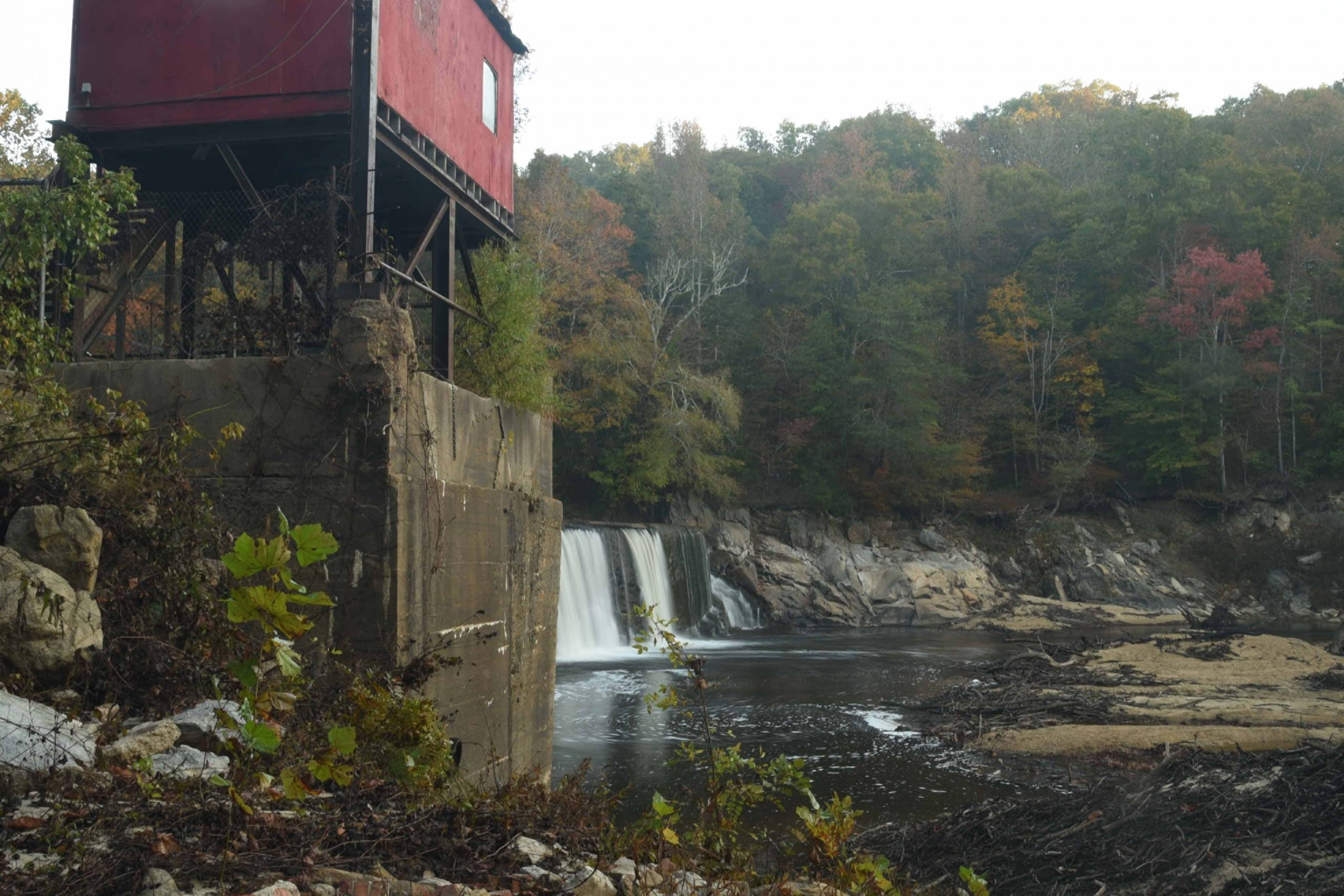 Whittle's Mill Dam