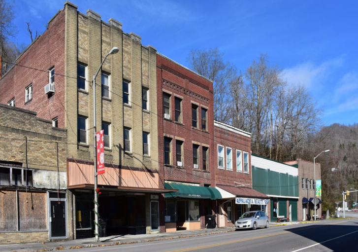 Appalachia Commercial Historic District