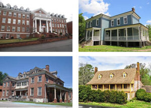 Eight Historic Places Added to the Virginia Landmarks Register